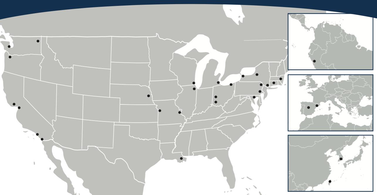 Loyola Spain Map.Jesuitmba